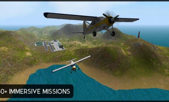 Avion Flight Simulator 2015 Ekran Görüntüleri - 7