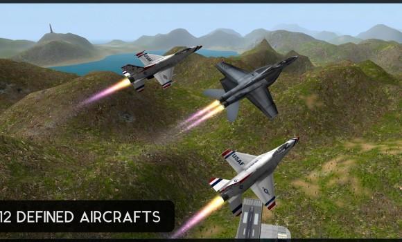 Avion Flight Simulator 2015 Ekran Görüntüleri - 6
