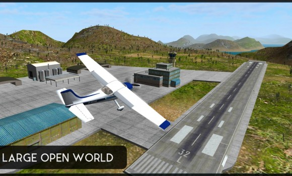 Avion Flight Simulator 2015 Ekran Görüntüleri - 1