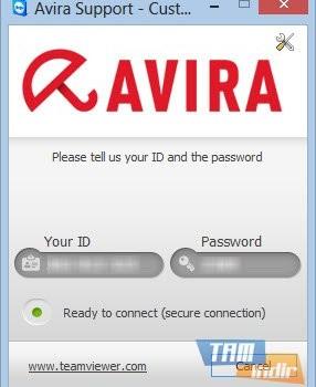 Avira Support Customer Module Ekran Görüntüleri - 1