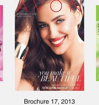 Avon Brochure Ekran Görüntüleri - 5