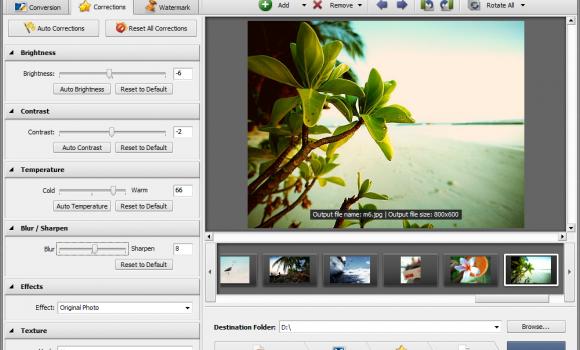 AVS Image Converter Ekran Görüntüleri - 1