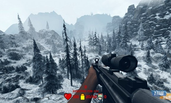 Awesome Zombie Sniper Ekran Görüntüleri - 5