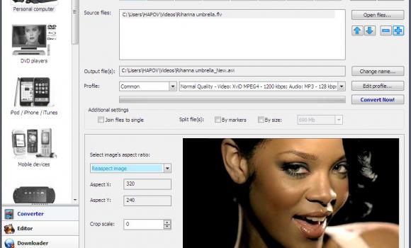 Axara Video Converter Ekran Görüntüleri - 4