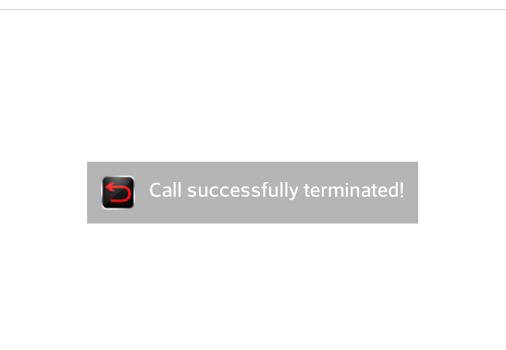 Back Key End Call Ekran Görüntüleri - 4