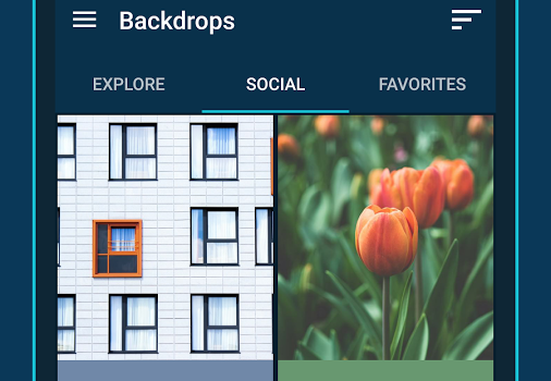 Backdrops Ekran Görüntüleri - 4