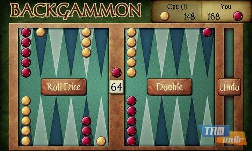 Backgammon Free Ekran Görüntüleri - 2
