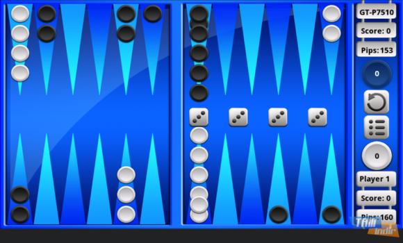 Backgammon Ekran Görüntüleri - 3