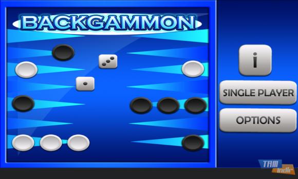 Backgammon Ekran Görüntüleri - 2