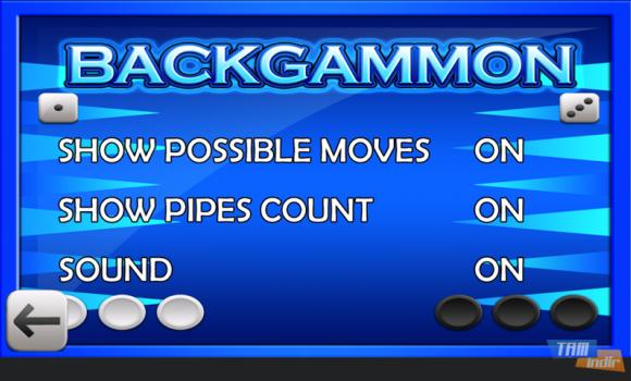 Backgammon Ekran Görüntüleri - 1
