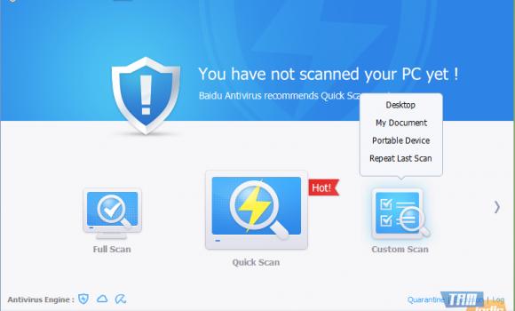 Baidu Antivirus Ekran Görüntüleri - 5