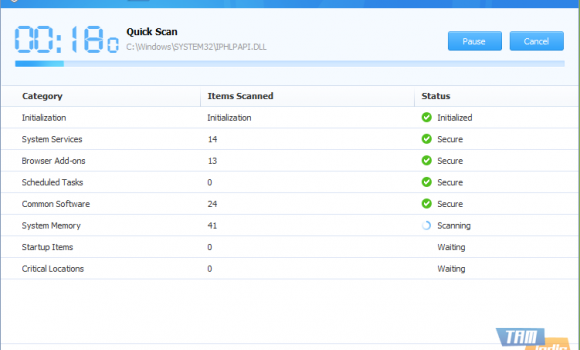 Baidu Antivirus Ekran Görüntüleri - 4