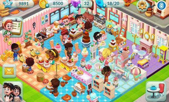 Bakery Story 2 Ekran Görüntüleri - 1