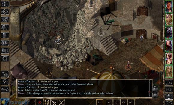 Baldur's Gate II Ekran Görüntüleri - 8