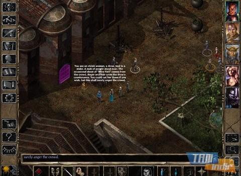 Baldur's Gate II Ekran Görüntüleri - 4