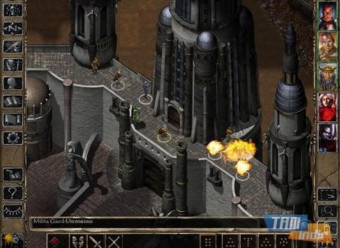 Baldur's Gate II Ekran Görüntüleri - 3