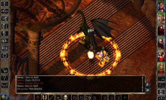 Baldur's Gate II Ekran Görüntüleri - 1