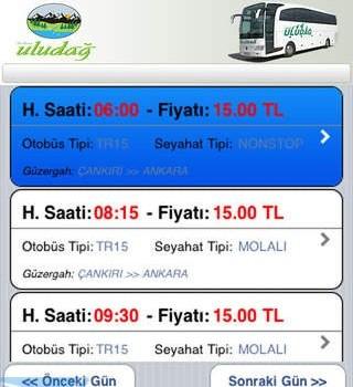 Balıkesir Uludağ Turizm Ekran Görüntüleri - 4
