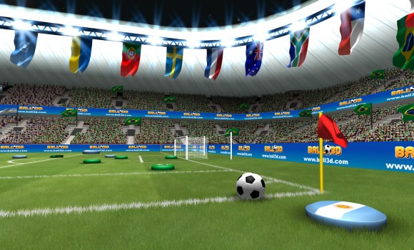 Ball 3D: Soccer Online Ekran Görüntüleri - 3