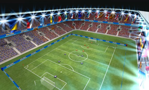 Ball 3D: Soccer Online Ekran Görüntüleri - 2