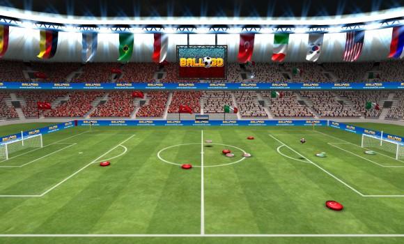 Ball 3D: Soccer Online Ekran Görüntüleri - 1