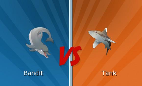Bandit's Shark Showdown! Ekran Görüntüleri - 2