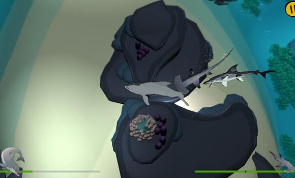 Bandit's Shark Showdown! Ekran Görüntüleri - 1