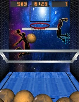 Basketball Arcade Machine Ekran Görüntüleri - 3