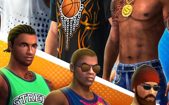 Basketball Stars Ekran Görüntüleri - 2