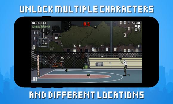 Basketball Time Ekran Görüntüleri - 1