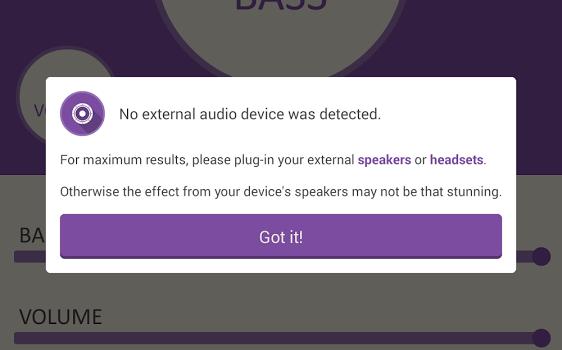 Bass Booster Ekran Görüntüleri - 5