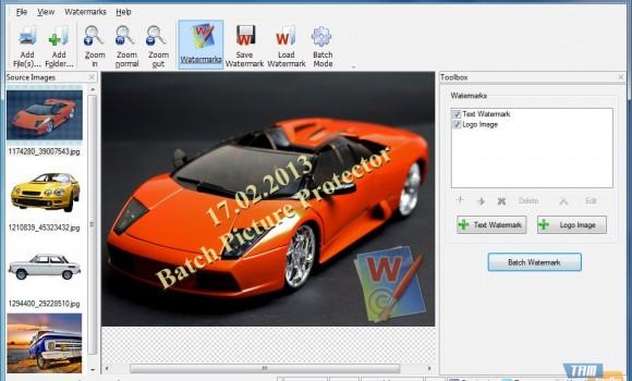 Batch Picture Protector Ekran Görüntüleri - 3