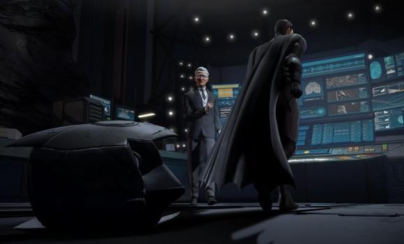 Batman - The Telltale Series Ekran Görüntüleri - 7