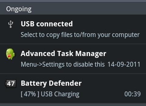Battery Defender Ekran Görüntüleri - 3