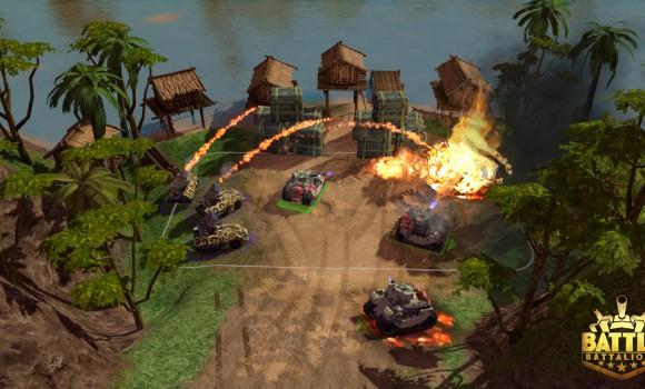 Battle Battalions Ekran Görüntüleri - 8