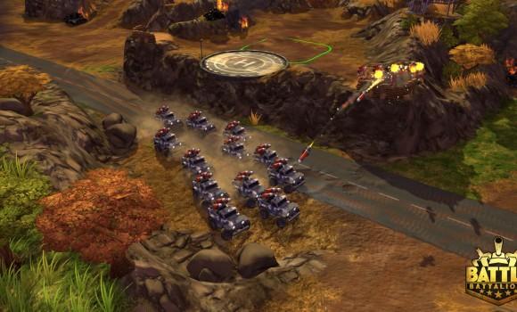 Battle Battalions Ekran Görüntüleri - 2