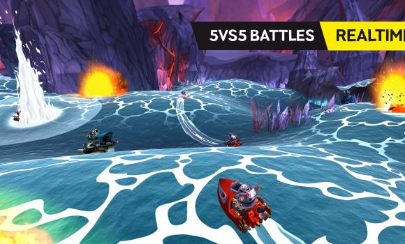 Battle Bay Ekran Görüntüleri - 5