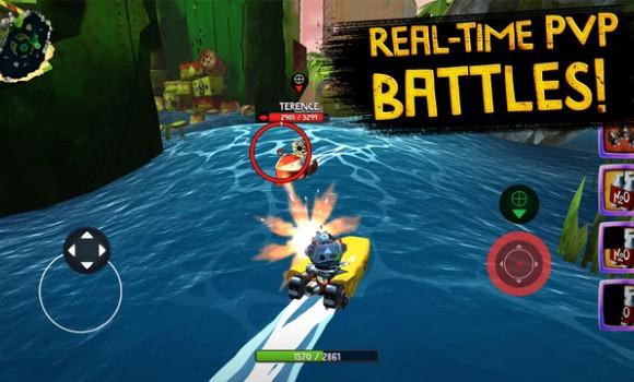 Battle Bay Ekran Görüntüleri - 4