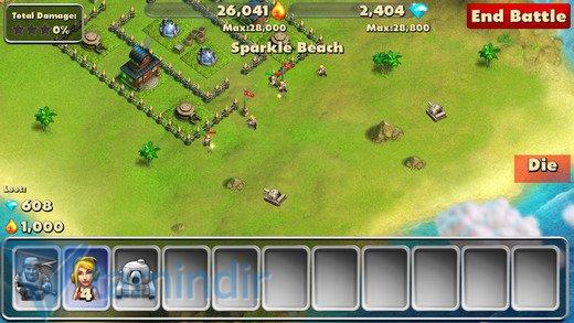Battle Beach Ekran Görüntüleri - 1