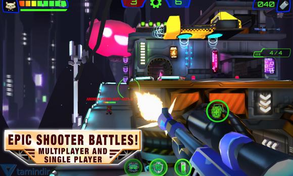 Battle Bears Ultimate Ekran Görüntüleri - 5