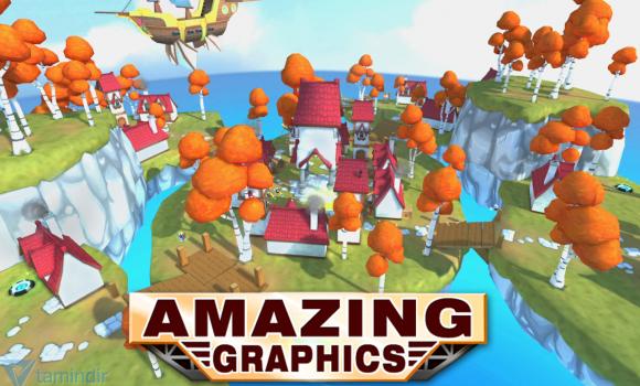 Battle Bears Ultimate Ekran Görüntüleri - 4