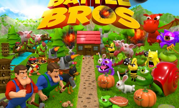 Battle Bros Ekran Görüntüleri - 1