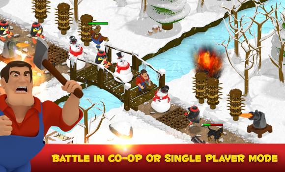 Battle Bros Ekran Görüntüleri - 4