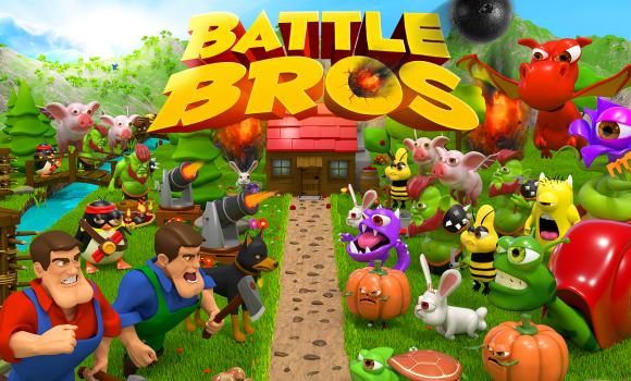 Battle Bros Ekran Görüntüleri - 6