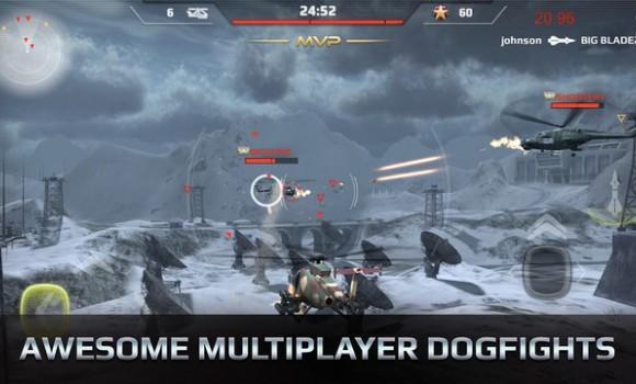 Battle Copters Ekran Görüntüleri - 5