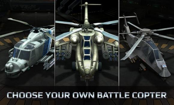 Battle Copters Ekran Görüntüleri - 4