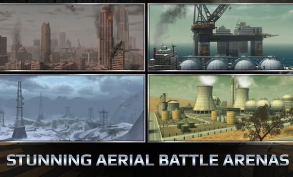 Battle Copters Ekran Görüntüleri - 2