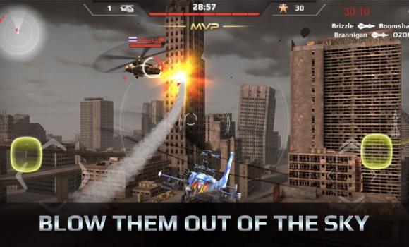 Battle Copters Ekran Görüntüleri - 1