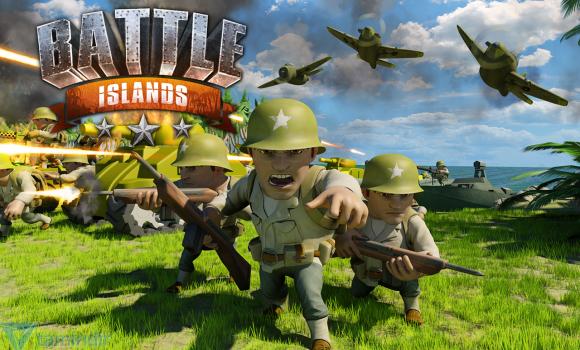 Battle Islands Ekran Görüntüleri - 5