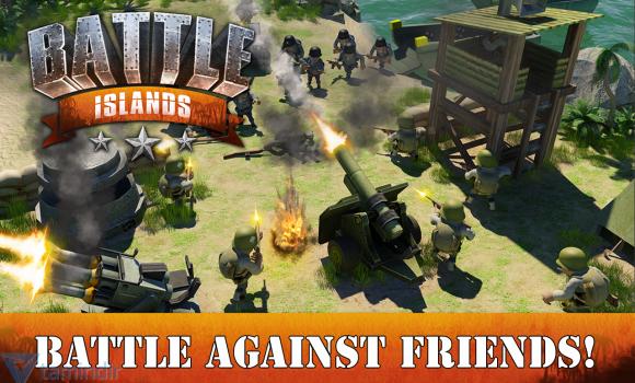 Battle Islands Ekran Görüntüleri - 2